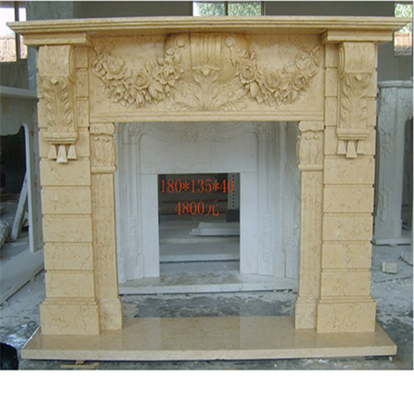 Marble Fireplace (3)