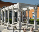 Natural-Marble-Carving-Stone-Pavilion-Garden-Gazebo-with-Lady-Column-for-Outdoor-Decoration