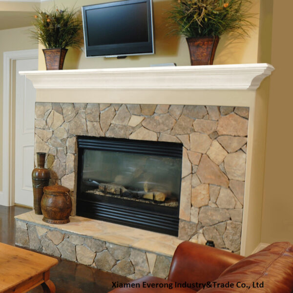marble fireplace mantel (5)