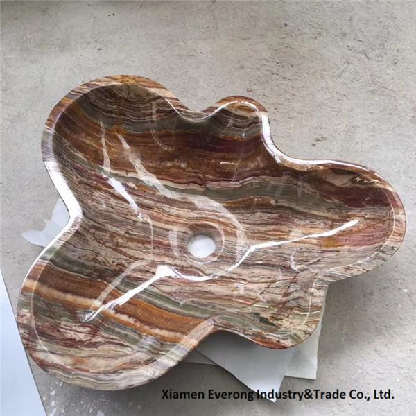 mosaic marble basin (1)