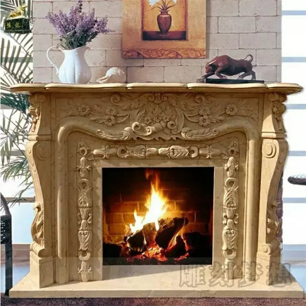 Marble Fireplace (10)