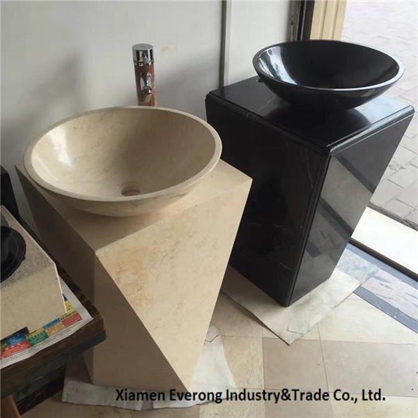 Pedestal marble basin (40)