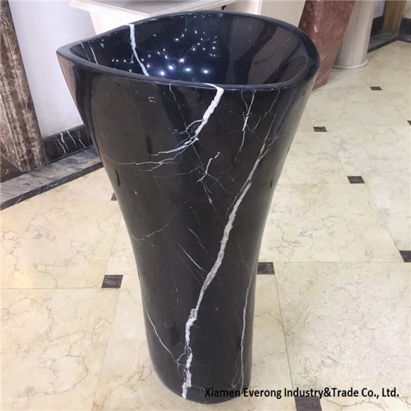 nero marquina marble basin (8)